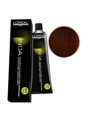 L'oreal Professionnel Loreal Inoa No:7,34 Saç Boyası 60 Gr Renkli